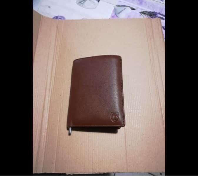 avis client portefeuille cuir 1