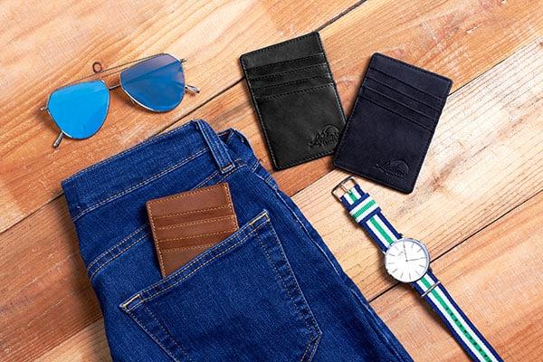 Guide achat et utilisation d'un portefeuille en cuir