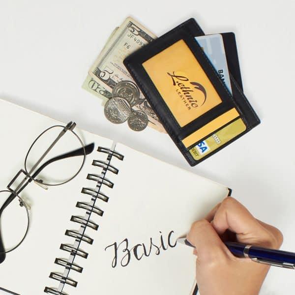 Guide achat et utilisation d'un portefeuille en cuir 2