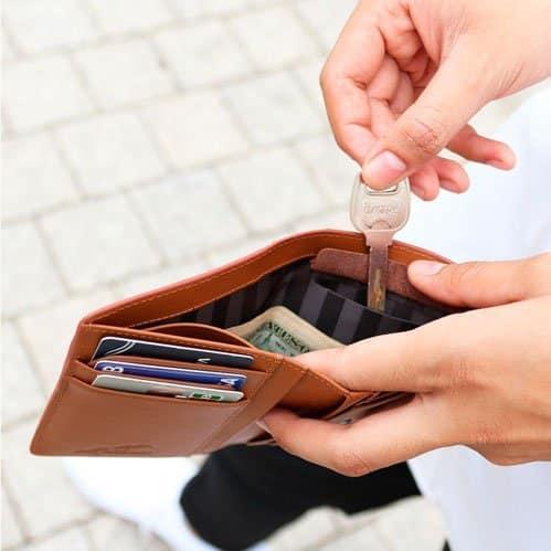 Procurez-vous un porte-monnaie intelligent