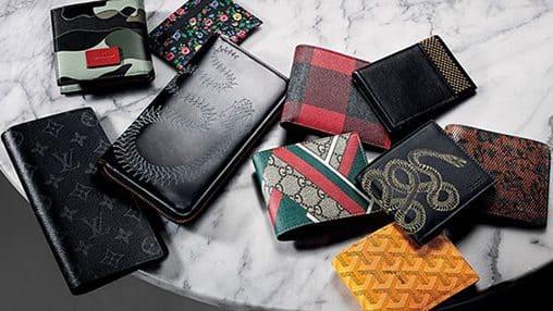 Les matériaux de portefeuille les plus populaires 14