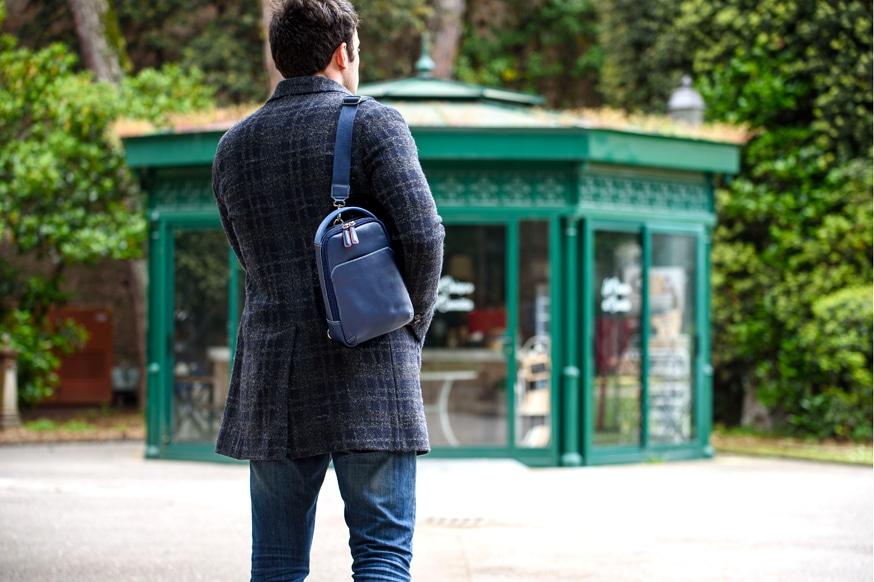 portefeuille homme pour l'automne